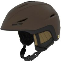 Giro Union Ski Helmet MIPS Matte Dark Brown - Medium Snowsport Snowboard Coffee