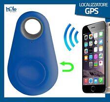 Localizzatore GPS Tracker Mini per Cani Portachiavi Bluetooth Bambini Chiavi