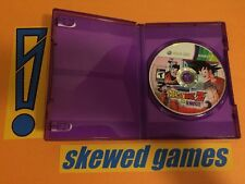 Dragon Ball Z for Kinect - XBox 360 Microsoft Game & Case