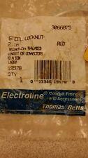 Electroline Steel Locknut 2 in
