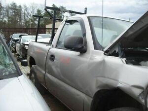 Alternator Classic Style Creased Door Skin Fits 05-07 SIERRA 1500 PICKUP 223086