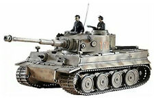 Hasegawa 1/72 Scale, #31108. German Army Tiger I plastic model MT8 NEW COMPLETE!