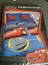 Disney Cars Double Duvet Set