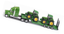 Siku - 1:87 Scale - Low Loader With John Deere Tractors Children Truck Toy Xmas