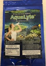 AquaLyte Water Enhancer - 30 Pouches - Treats 30 Liters of water - 1 Pack
