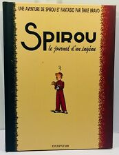 SPIROU  Le Journal d'un Ingénu edition originale 2008