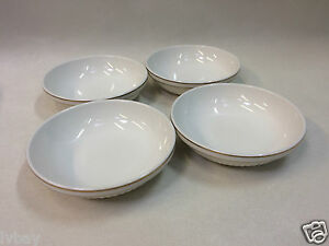 4x Villeroy & Boch Millenia Small Bowl bowls for soup / cereal etc 15 x 4 cm