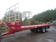 Flatbed trailer 25ft brand new