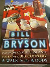 Bill Bryson 3 book collection