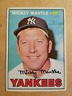 1967 Topps Mickey Mantle New York Yankees #150  Ex.