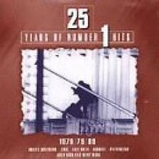 25 Years of Number 1 Hits 5 (1978-80) Kate Bush, Andy Gibb, 10 C.C., Blon.. [CD]