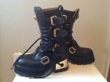 New Rock Boots Ladies Size  Uk 5