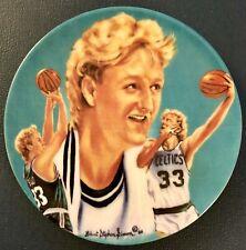 Larry Bird - 1987 Sports Impressions NBA Basketball Mini Plate - Boston Celtics