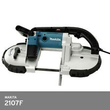 Makita 2107F Portable Band Saw Carbon 303A 6.5Amp 200-350ft/min Corded / 220V