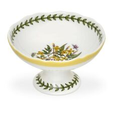 New listing Perfect Condition, Gift Box Damaged, Portmeirion Scalloped Footed Candy Dish