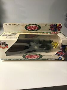 Solido Famous Battles 6120 Ford Citerne Military Diecast Car Collection France