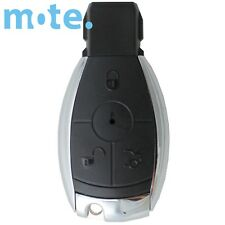 Mercedes-Benz CL/E/C Class 3 Button Remote Key Replacement Shell/Case/Enclosure