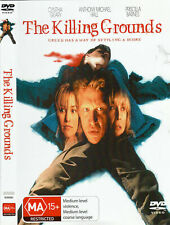 The Killing Grounds DVD Cynthia Geary, Priscilla Barnes - Action Mystery