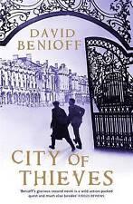 City of Thieves, Benioff, David Hardback Book