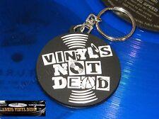 ♫ PORTE CLÉS VINYL'S NOT DEAD / JUKEBOX MUSIC VINYL DISC  ♫