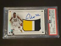 2016 National Treasures PSA 10 POP 2 SSP /25 Caris LeVert RC Killer Patch Rookie