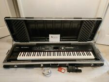 More details for roland rd700nx digital stage piano with flight case.