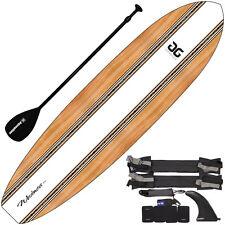 Aquaglide WAIMEA SUP Package Soft Top Epoxy Core Stand up Paddle Board 10' Padded Foam Bag Please