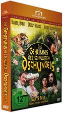 """2 DVDs * DAS GEHEIMNIS DES SCHWARZEN DSCHUNGELS # NEU OVP """""""