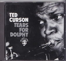 TED CURSON   CD TEARS FOR DOLPHY  BLACK LION