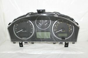 Speedometer Instrument Cluster Dash 08-2010 Land Rover LR2 with 104,228 Miles