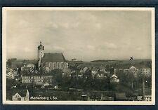 Ansichtskarte Marienberg in Sachsen - 00710