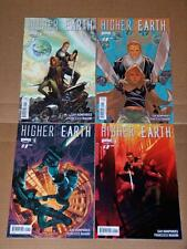 Higher Earth #1 - First Print - Sold Out - Sam Humphries/Biagini - 1a 1b 1c 1d