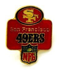 Pin Spilla SF San Francisco 49 ERS - NFL Football Americano cm 2 x 2,6