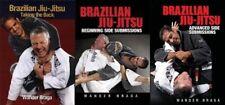 Champion Vale Tudo Brazilian Jiu-Jitsu 3 Dvd Set Wander Braga advanced