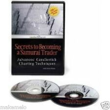 241815 Steve Nison - Secrets to Become A Samurai Trader - Forex Video Guide