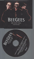 CD-BEE GEES ONE NIGHT ONLY PROMO