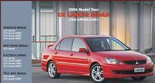 Mitsubishi CH LANCER 2004-2006 Repair Manual THE BEST