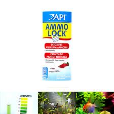 New listing Api Ammo-Lock Freshwater and Saltwater Aquarium Ammonia Detoxifier 16-Ounce B.
