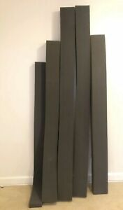 Select Comfort Sleep Number Eastern King Side Rails Border Foam, Plastic Corners