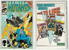 The New Mutants #37 (Vol 1 Mar 1986)  Claremont, Wilshire, Sienkiewicz  (MT)