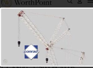 CONRAD  - LUFFING JIB DEMAG CC8800. 1:50