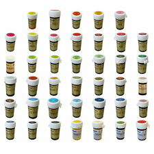 FULL SET 40 Sugarflair Paste Edible Gel Concentrated Icing Food Colouring Colour