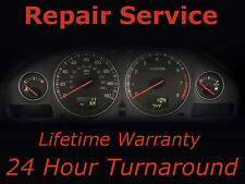 02-03 Volvo Instrument Cluster Speedometer Repair Service S60 S80 V70 XC70