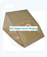 Dust Bags for Progress P1630 P1850 P1860A -Pack Of 25- E10, E42, E42N Type