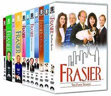 Frasier Complete Series Season 1-11 1 2 3 4 5 6 7 8 9 10 11 NEW 44-DISC DVD SET