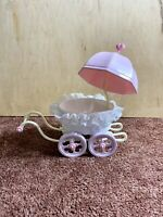 Vintage MLP Baby Buggy 1985 My Little Pony G1 Hasbro Carriage
