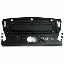 66-67 Malibu Chevelle Hardtop Rear Seat Deck Package Tray Speaker Shelf Panel