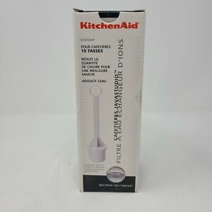 KitchenAid Ion-Exchange Water Filter KCM50WF For 10 Cup Coffee Makers Open Box