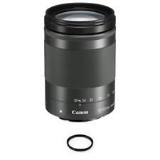 Canon EF-M 18-150mm f/3.5-6.3 IS STM Lens + 55MM UV Filter