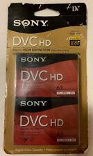Sony DVC HD Cassette,